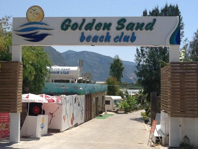 Golden Sand Beach Caravan