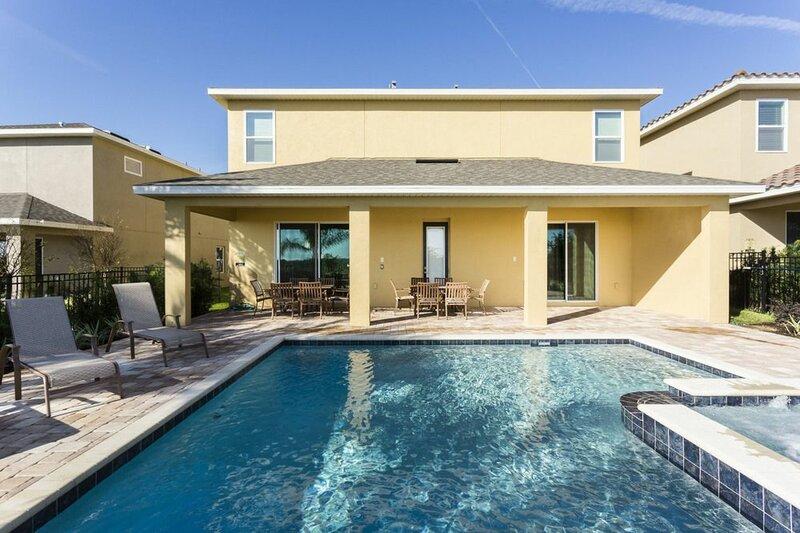 Aco254366 - The Encore Club Resort - 5 Bed 5.5 Baths Villa