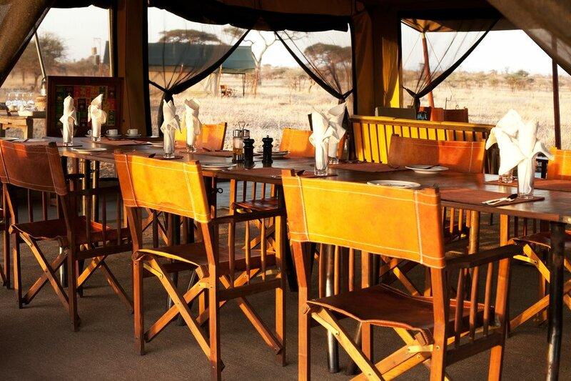 Pumzika Luxury Safari Camp - East Africa Camps