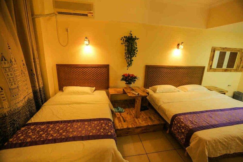 The sea resort sanya seaview Inn