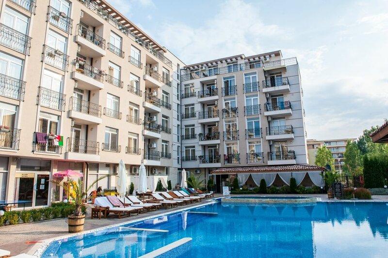 Апарт-Отель Menada Dawn Park