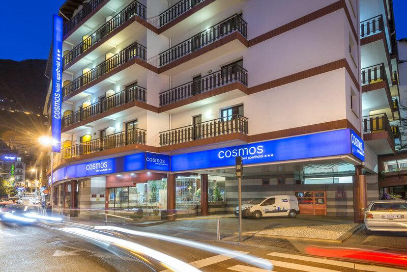 Hotel & Apartahotel Serhs Cosmos