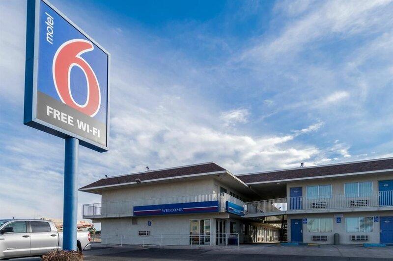 Motel 6 El Centro, Ca