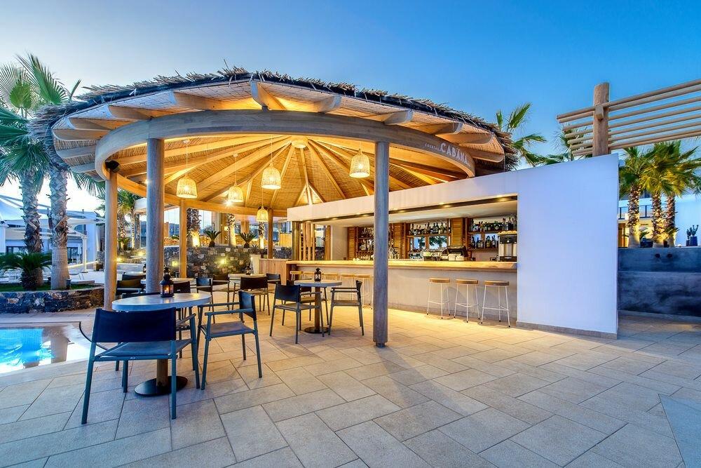 Adult only luxury resort