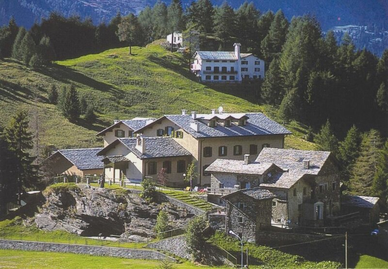 Casa Alpina San Luigi