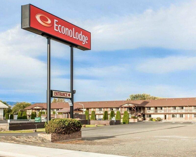 Econo Lodge Ellensburg Near University