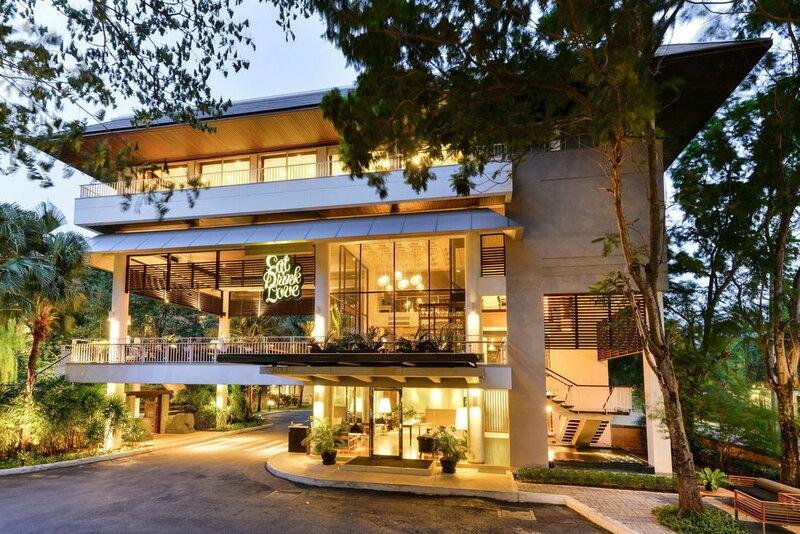 The Park Nine Hotel & Serviced Residence Srinakarin Bangkok