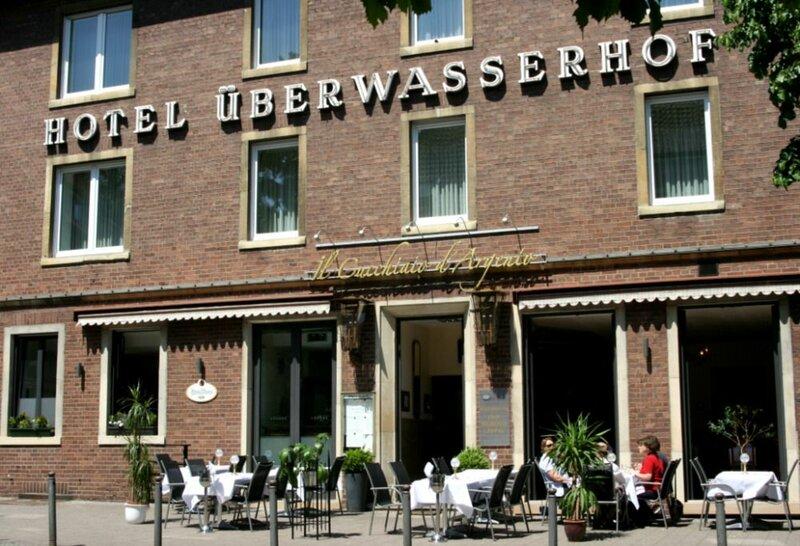 Hotel-Restaurant Überwasserhof E. K.