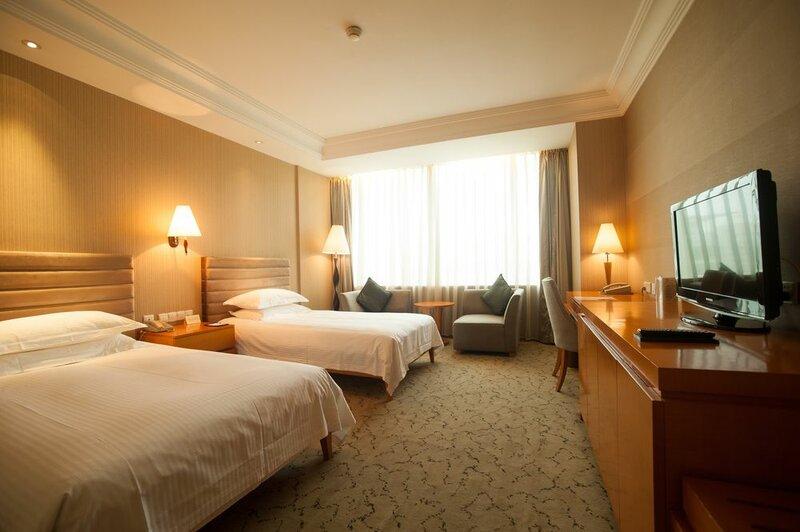 Jin Jiang Tian Cheng Hotel
