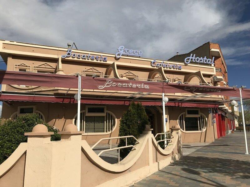 Hostal Cafe Gutgreco