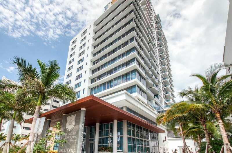 Miami Monte Carlo Oceanfront Building Suites