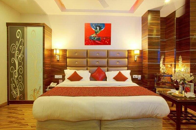 Hotel Delhi 55 New Delhi railway station