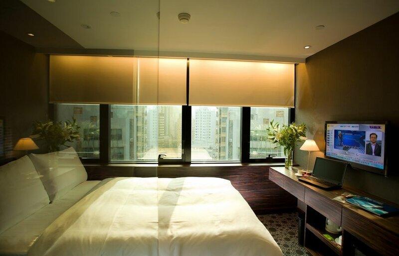 Minimal Hotel Urban