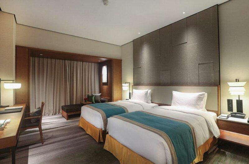 Shimao Yuluxe Hotel Chengdu
