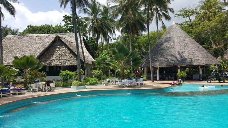 Отель Killifi Bay Beach Resort