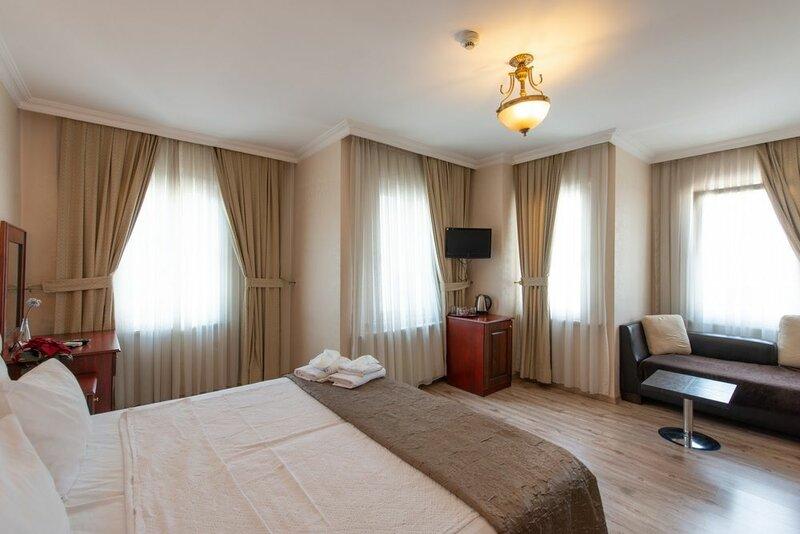 Отель Sultanahmet Cesme Hotel