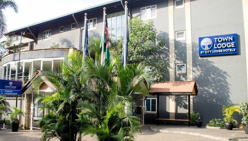 Town Lodge Upper Hill Nairobi