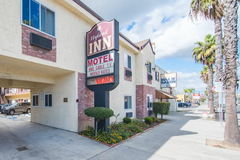 Hyland Motel Long Beach