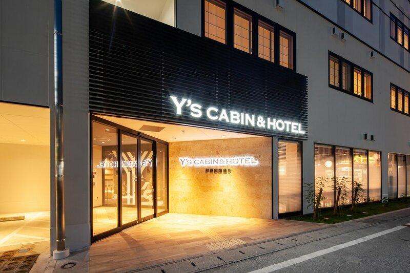 Y's Cabin&hotel Naha Kokusaidori