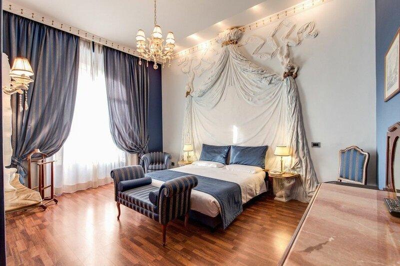 Отель Impero
