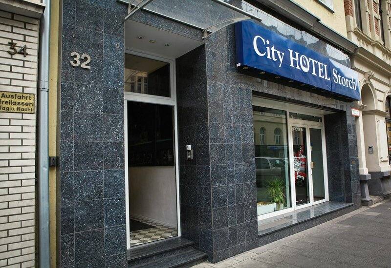 City Hotel Storch