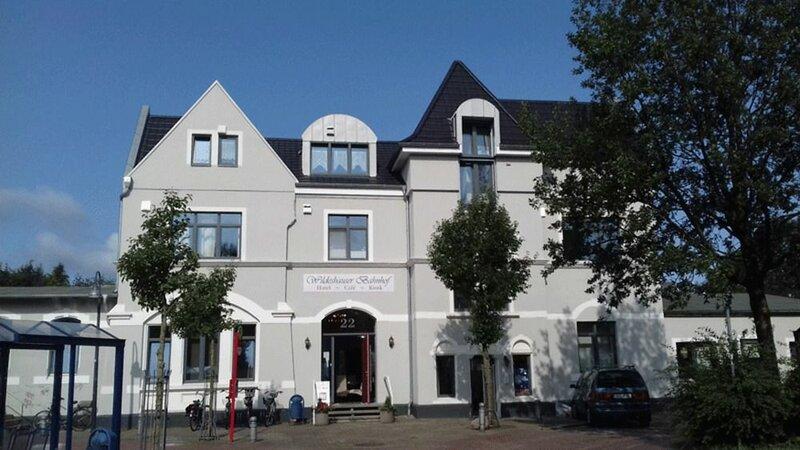 Wildeshauser Bahnhof