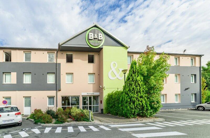 B&b Hotel Belfort