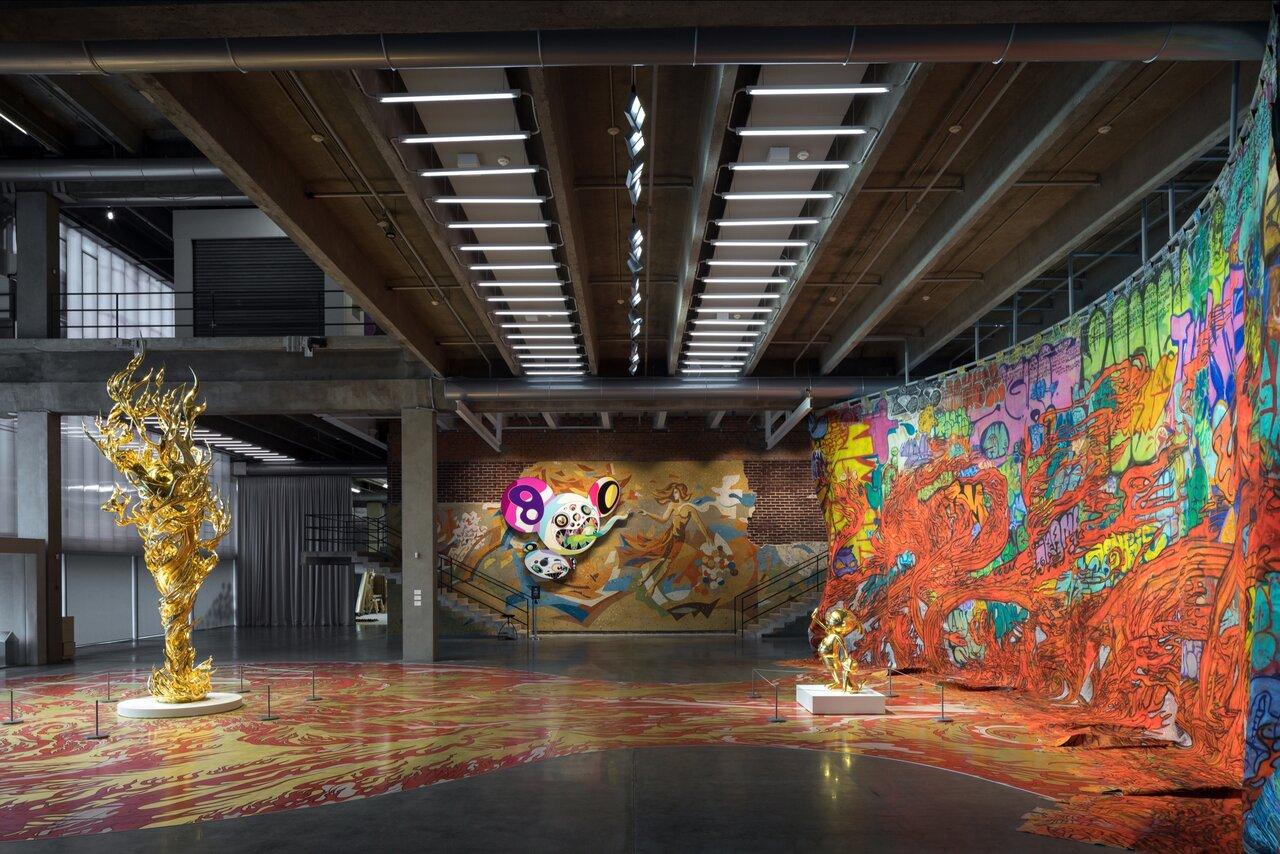 Гараж музей современного искусства москва фото экс-гимнастка