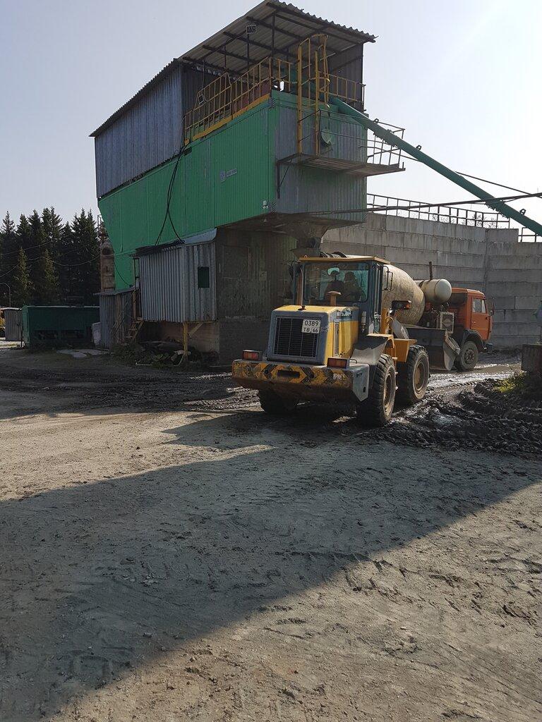 нижние серги бетон
