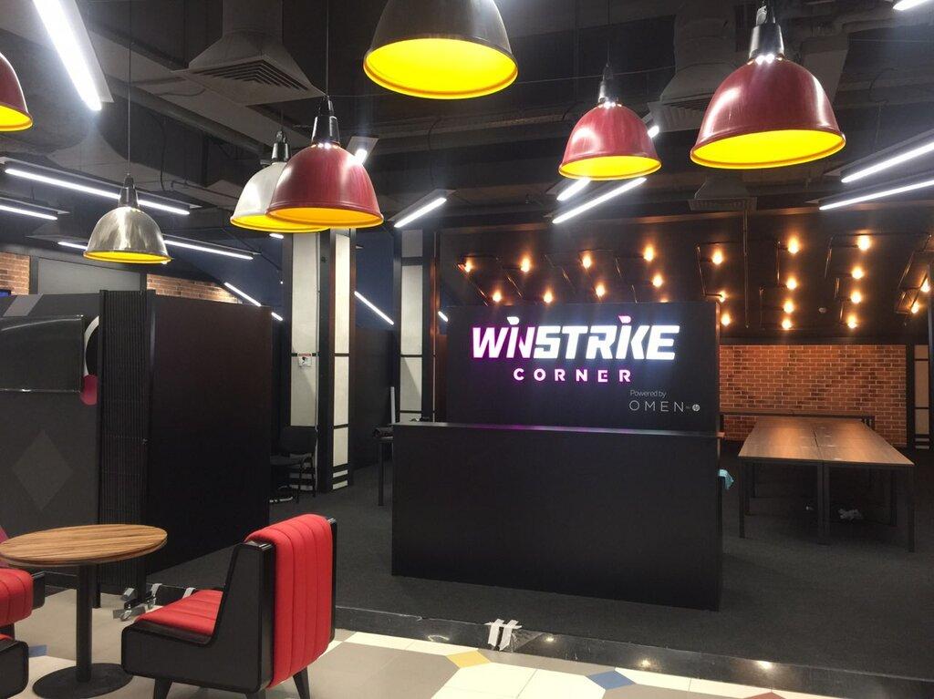 игровой клуб — Winstrike — Москва, фото №1