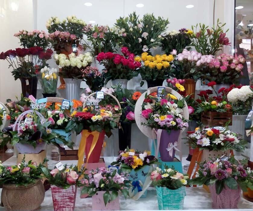 доставка цветов и букетов — Апрель — Новошахтинск, фото №2