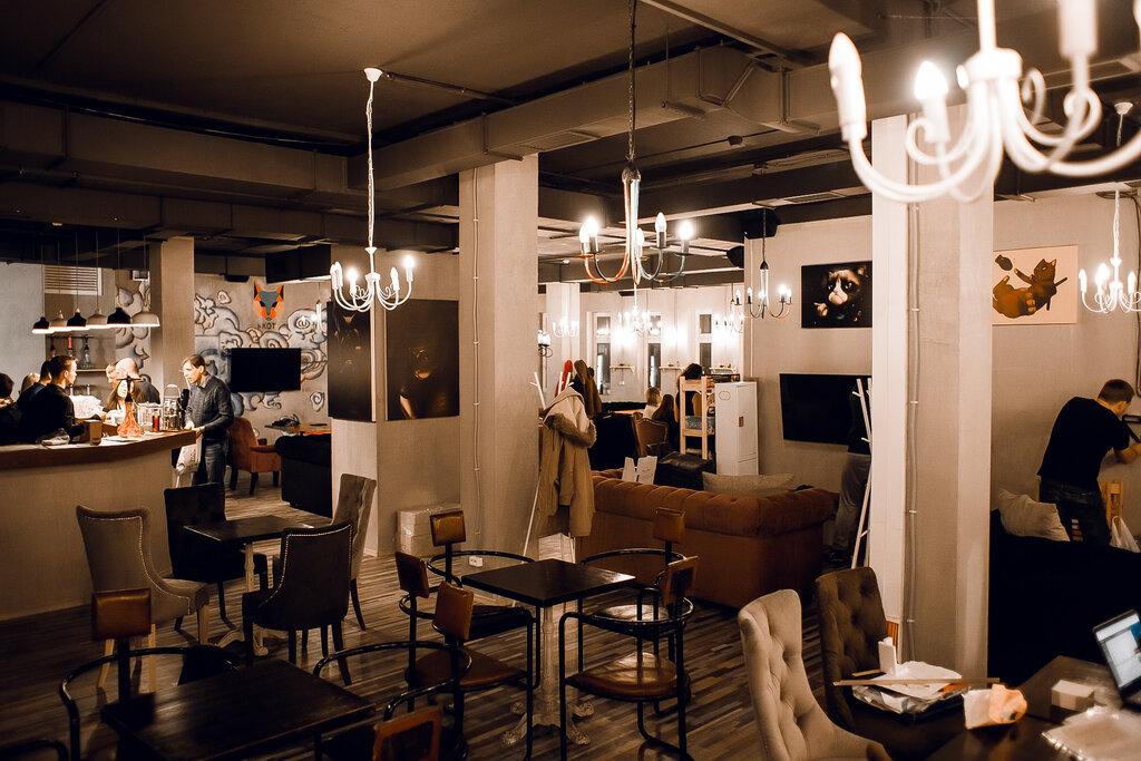 кальян-бар — Кот — Москва, фото №2