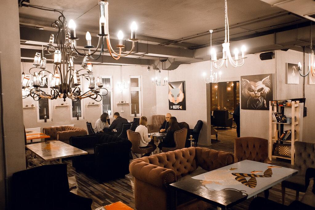 кальян-бар — Кот — Москва, фото №1