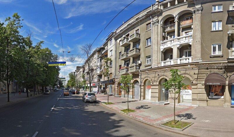 Apartments on Sumska 73