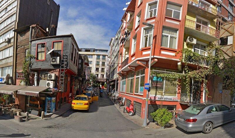 Or-Sev Istanbul Apart