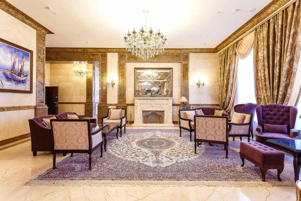 гостиница — Alanda Hotel — Нур-Султан, фото №1