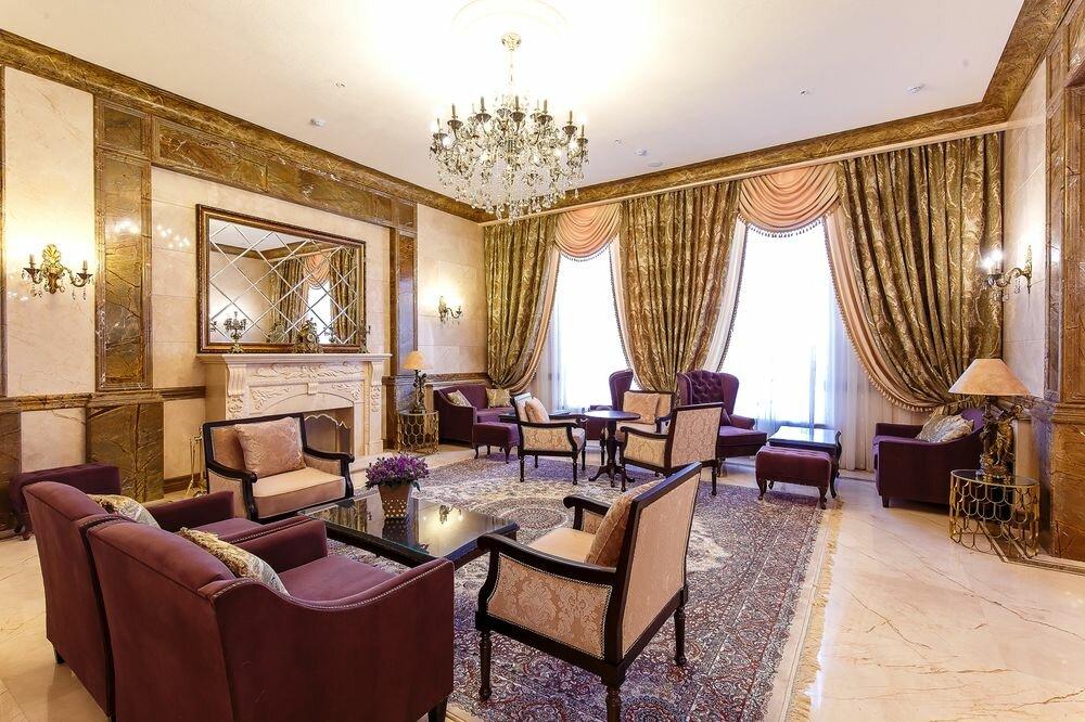 гостиница — Alanda Hotel — Нур-Султан, фото №2