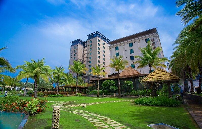 Queena Plaza Hotel Tainan