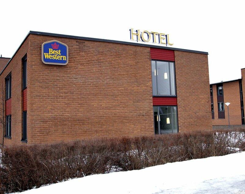 Best Western Hotell Ett