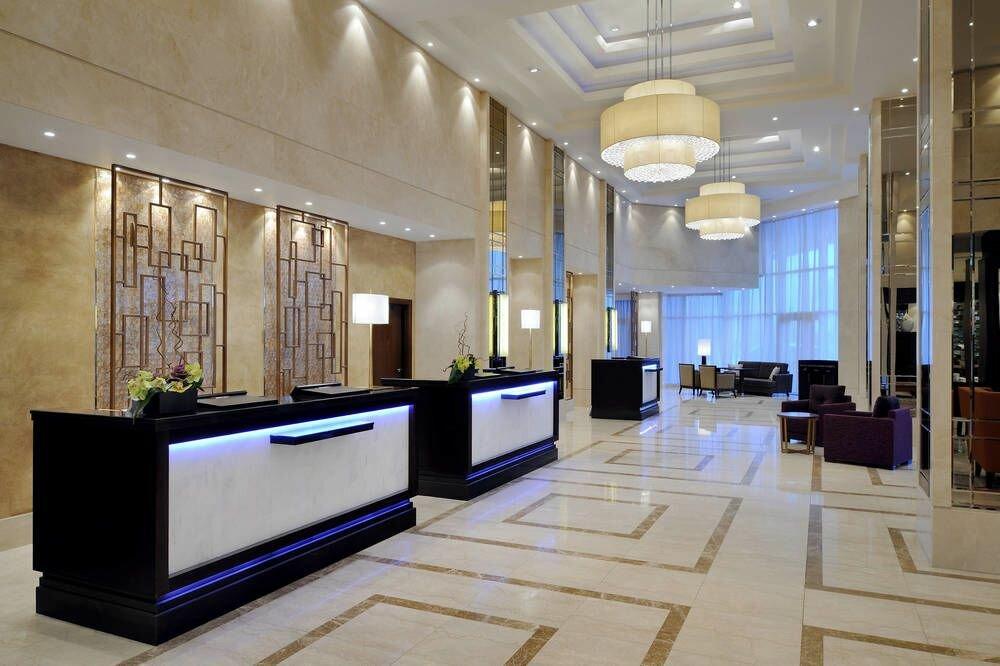 гостиница — Астана Марриотт — Нур-Султан, фото №2