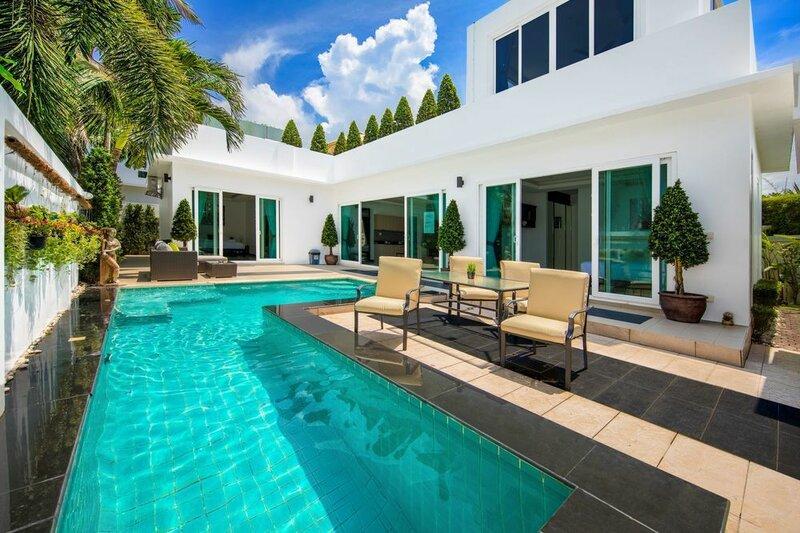 Best Villa Private Villa in Pattaya