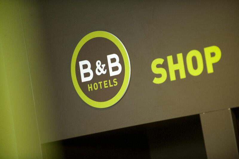 B&b Hotel Quimper Nord Douarnenez