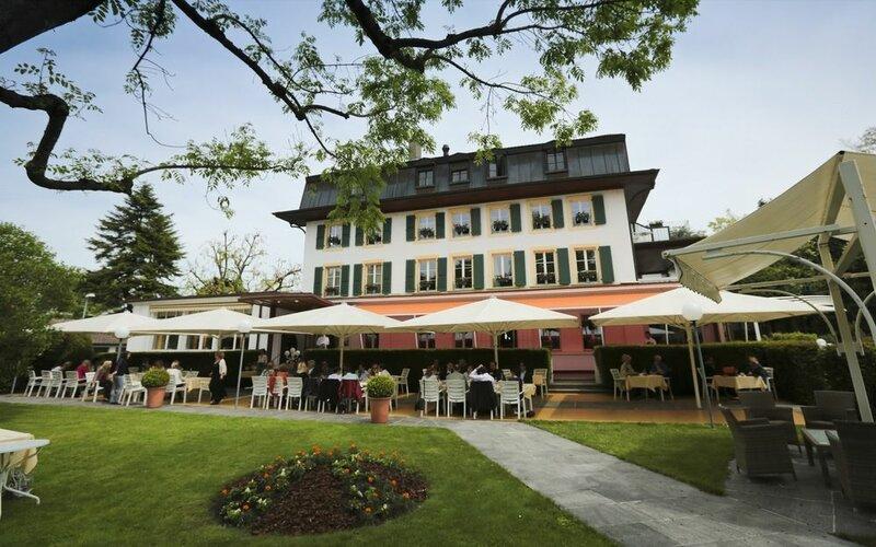 Hôtel La Prairie, Swiss Bike Hotels