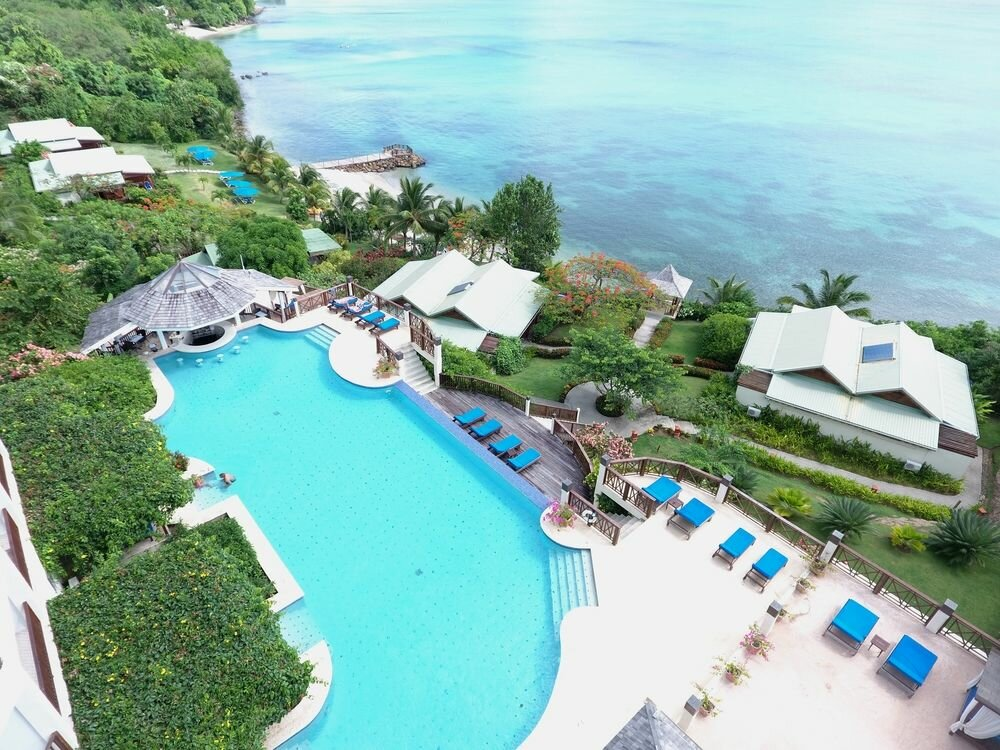 St lucia adult resorts