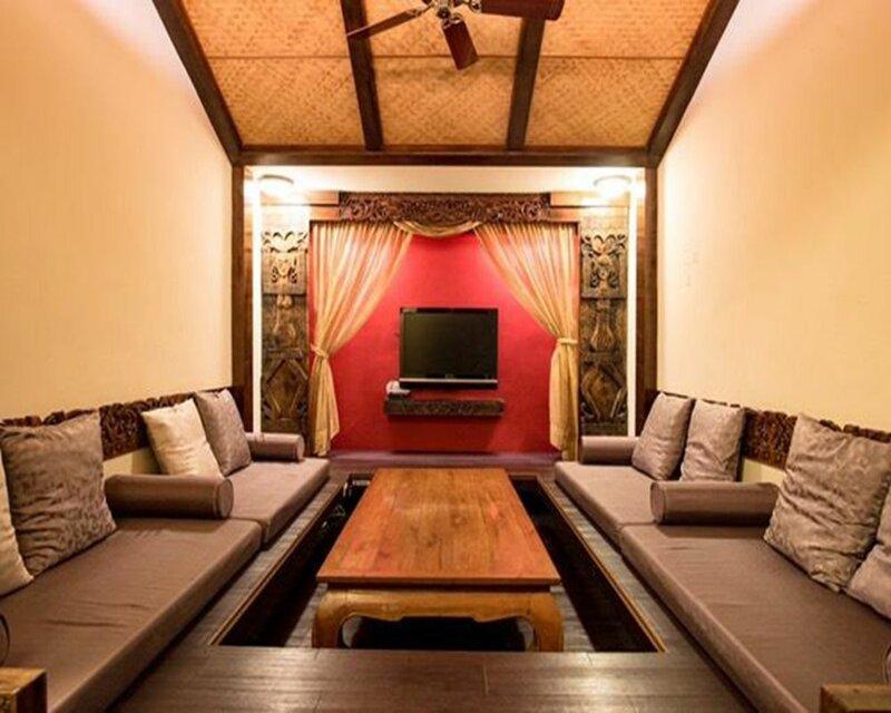 Land of joy Ubud Hall