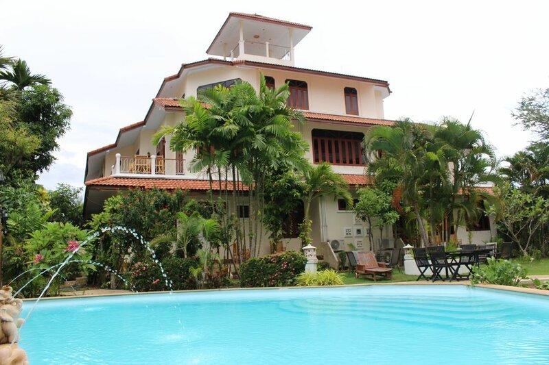 Mayan Apartment