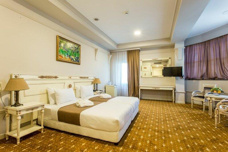 Отель Golden Mir & SPA