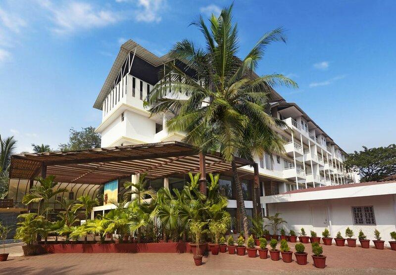 Red Fox Hotel, Morjim, Goa