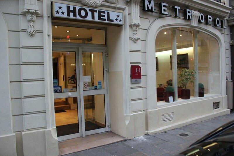 Hôtel Metropol