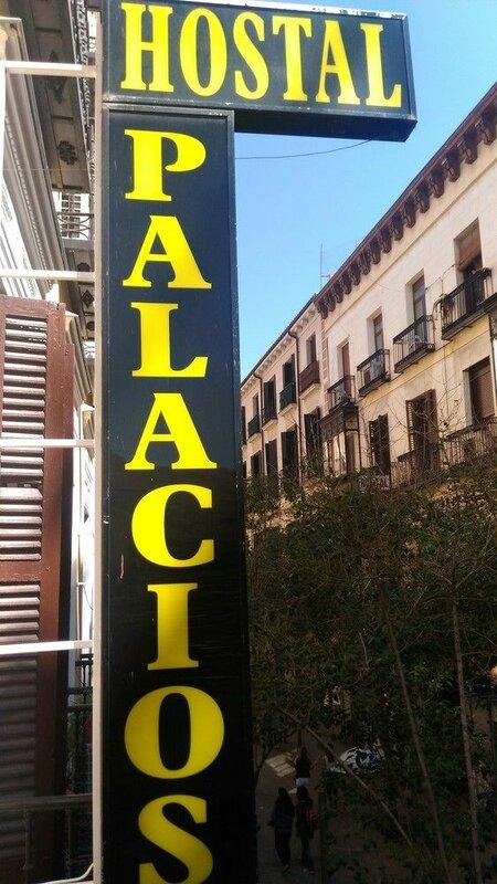 Hostal Palacios Fuencarral